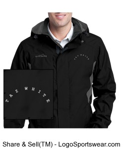 Eddie Bauer Mens Rain Jacket Design Zoom